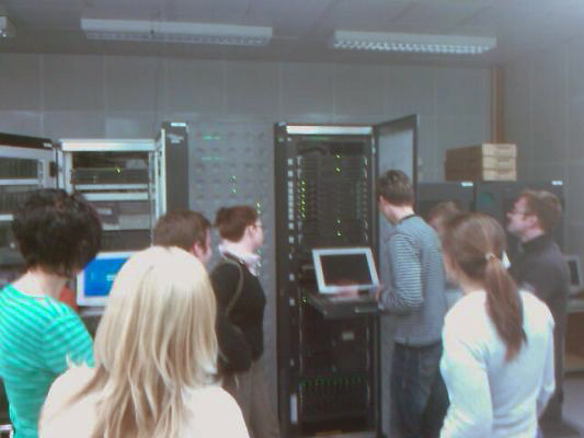 Universitätsrechenzentrum TU Ilmenau